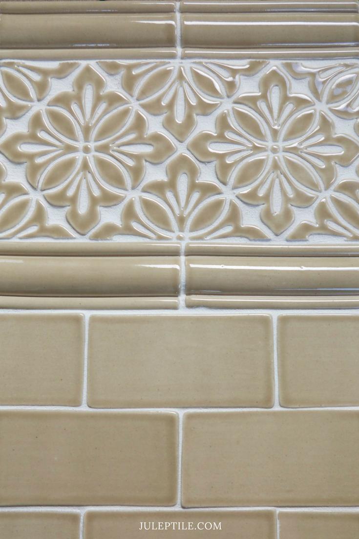 Handmade Tile Border Png