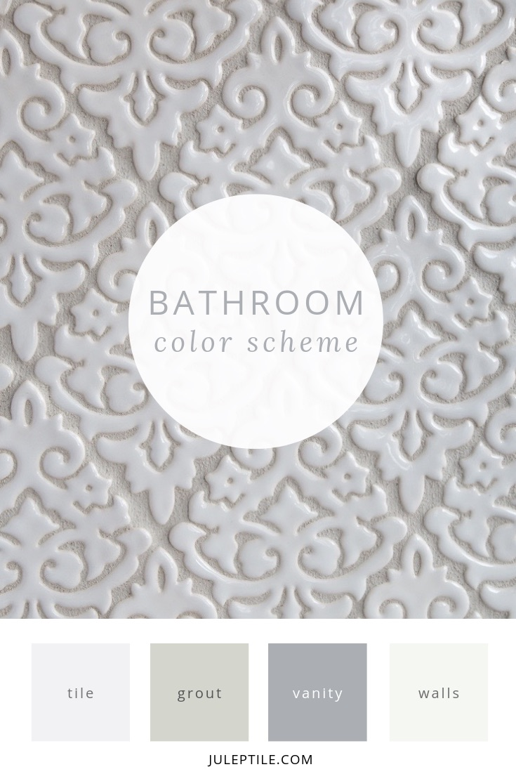 How To Create A Whole House Color Scheme Julep Tile Company